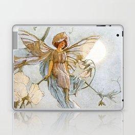 """Fairies Mid Sweet Peas"" by Margaret Tarrant Laptop & iPad Skin"