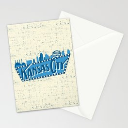 Downtown KC Stationery Cards