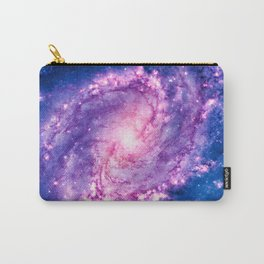 Cosmic vacuum cleaner (Spiral Galaxy M83) Carry-All Pouch