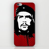che iPhone & iPod Skins featuring CHE by favewavearts