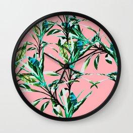 Tropicalist III Wall Clock