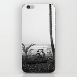 Caribean bike iPhone Skin