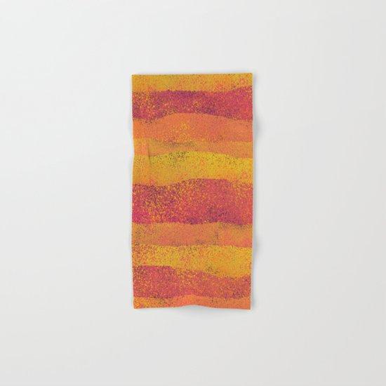 Lava Flow Hand & Bath Towel