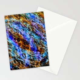 Color gradient and texture 53 Stationery Cards