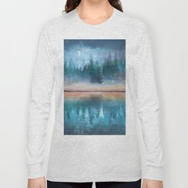 Evening Mist Long Sleeve T-shirt