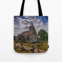 St Bartholomew Chalvington Tote Bag