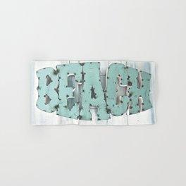 Rustic Beach Hand & Bath Towel