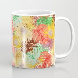 Tropical Leaves #02 Coffee Mug