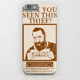 [ Les Miserables ] Jean Valjean Hugh Jackman Mis iPhone Case