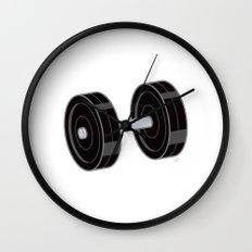 Dumbbell Wall Clock