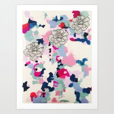 FLWR Art Print