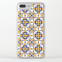 Cadiz Clear iPhone Case