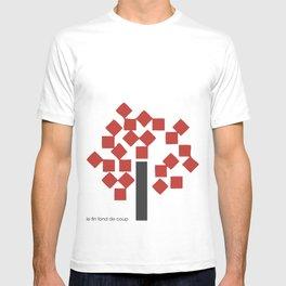 le fin fond de coup T-shirt