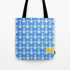 One of a kind (blue) Tote Bag