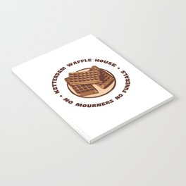 Ketterdam Waffle House Notebook