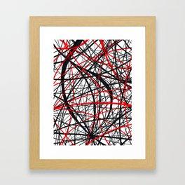 The Hub Framed Art Print