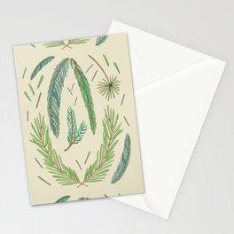 Pine Bough Study Stationery Cards