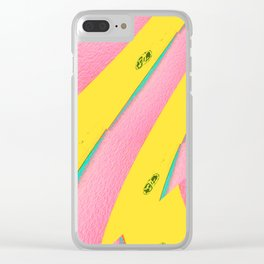 popsicle Clear iPhone Case