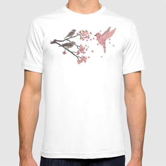 Blossom Bird  T-shirt