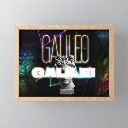 Galileo Galei Framed Mini Art Print