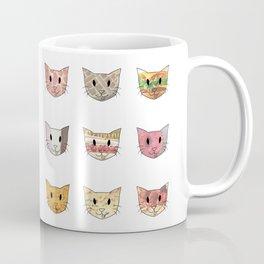 Food & Cats Coffee Mug