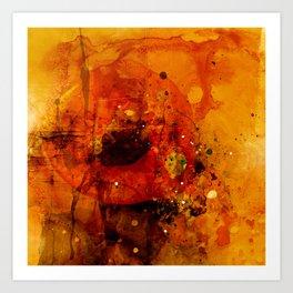 Italian intermezzo Art Print