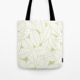 Leaves in Fern Tote Bag