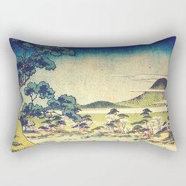 To Pale the Rains in August Rectangular Pillow
