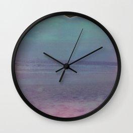 Let's Sail Away Wall Clock