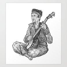 Sufjan Stevens Art Print