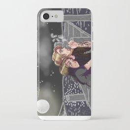 My valentine night iPhone Case