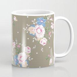 Heirloom Rose - Raw Umber Coffee Mug