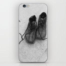 everyone has a story iPhone Skin