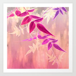 Jasmine Sunrise Art Print