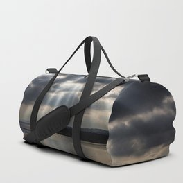 Sunbeams over Exmouth Duffle Bag