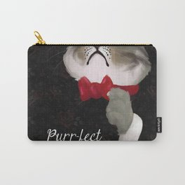 The Purr-fect Attire Carry-All Pouch
