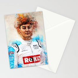 George Russell Stationery Cards