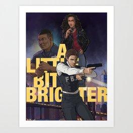 Brighter Art Print