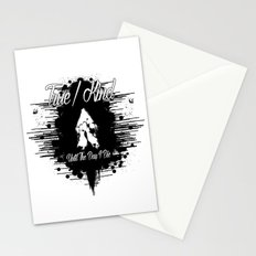 True/Kind: Until The Day I Die Stationery Cards