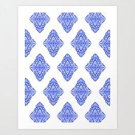 Palmera Art Print