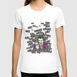The Man Who Laughs T-shirt