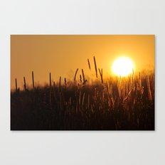 Apollo Sunset Canvas Print