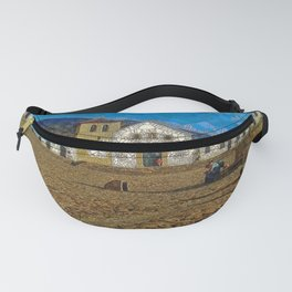 Colonial Town Fanny Pack