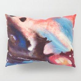 Man vs the Universe Pillow Sham