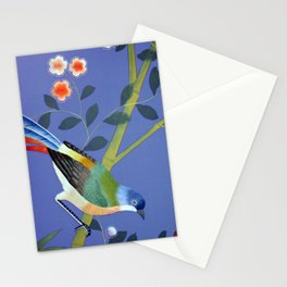 don't let the sun blast your shadow: chinois 1848 Stationery Cards