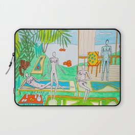 Places after work Laptop Sleeve