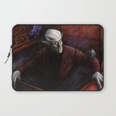 Dracula Nosferatu Vampire King Laptop Sleeve