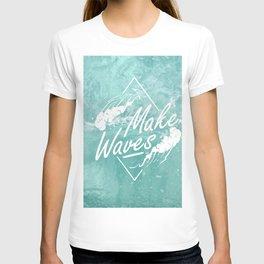 Make waves T-shirt