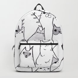 Because Cats Backpack