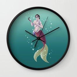 The Little Q*Mert Wall Clock